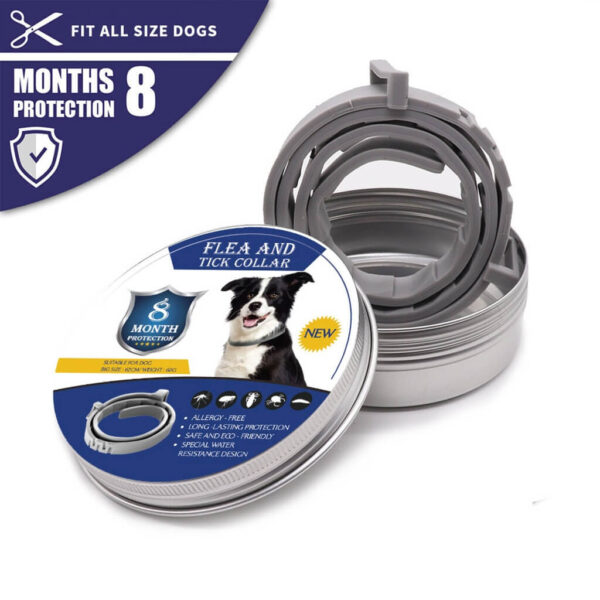 Buy Flea And Tick Collar for Dogs 8 Months Protection