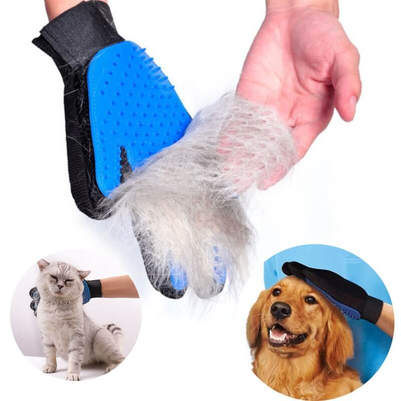 Pet Grooming and Massage Glove For Cats and Dogs Kampala Uganda