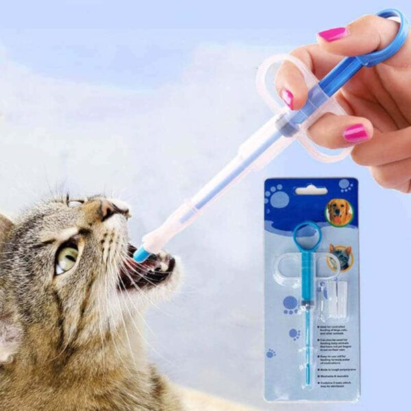 Buy Pet medicine popper and Feeding Kit For Kittens and Puppies in Kampala Uganda